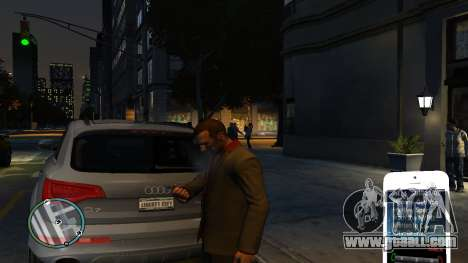 Real NYC Names v1.1 for GTA 4 fifth screenshot