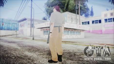GTA 5 Ammu-Nation Seller 1 for GTA San Andreas third screenshot
