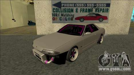 Nissan Skyline R32 Drift for GTA San Andreas