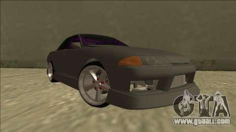 Nissan Skyline R32 Drift Sedan for GTA San Andreas side view