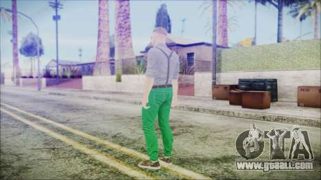 GTA Online Skin 60 for GTA San Andreas third screenshot