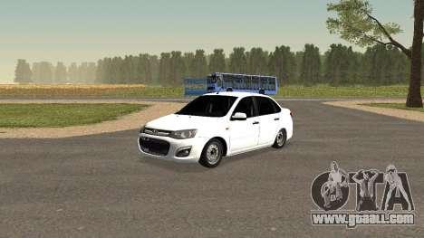 Lada Granlina for GTA San Andreas