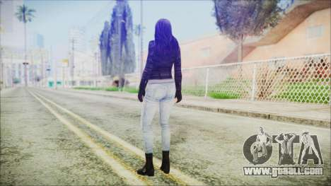Marvel Future Fight Jessica Jones v2 for GTA San Andreas third screenshot