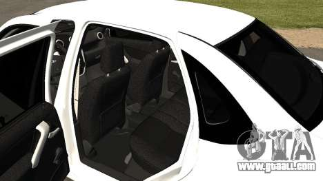 Lada Granlina for GTA San Andreas back view