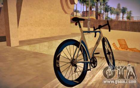 GTA V Tri-Cycles Race Bike for GTA San Andreas left view