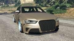 Audi RS4 Avant [LibertyWalk]
