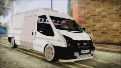 Ford Transit 350L for GTA San Andreas