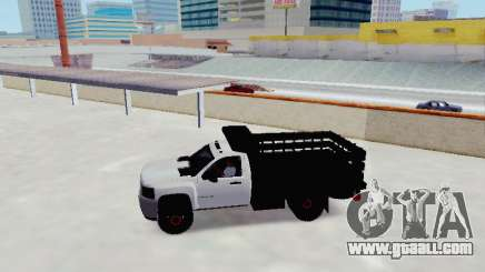 Chevrolet Silverado 3500 HD for GTA San Andreas