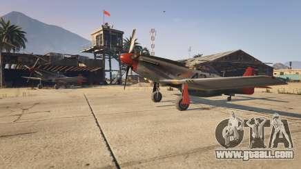 P-51D Mustang for GTA 5