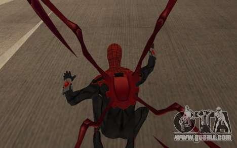 Superior Spider-Man by Robinosuke for GTA San Andreas fifth screenshot