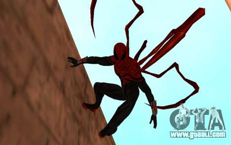 Superior Spider-Man by Robinosuke for GTA San Andreas