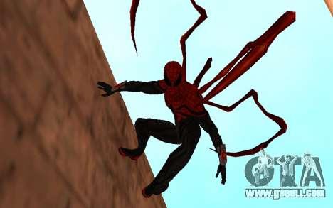 Superior Spider-Man by Robinosuke for GTA San Andreas second screenshot