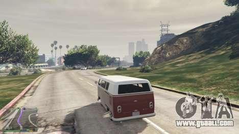 GTA 5 Everyone is a Taxi third screenshot