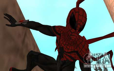 Superior Spider-Man by Robinosuke for GTA San Andreas