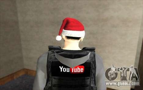 New bulletproof vest for GTA San Andreas second screenshot