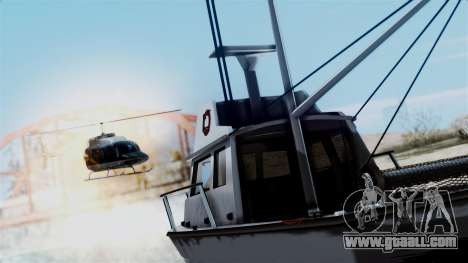 GTA 5 Effects v2 for GTA San Andreas third screenshot