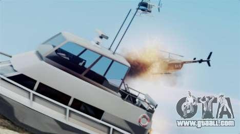 GTA 5 Effects v2 for GTA San Andreas