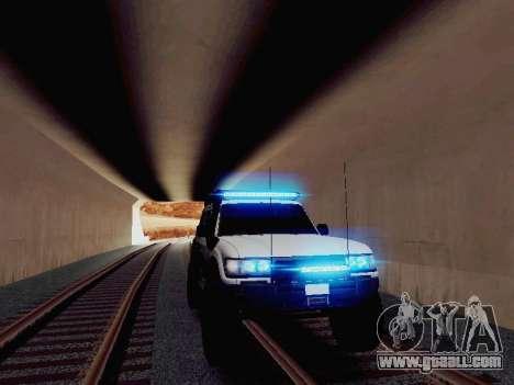 NEW Particle XENON-HID for GTA San Andreas second screenshot