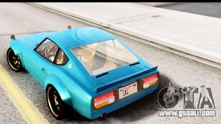 Nissan Fairlady 240Z Rocket Bunny for GTA San Andreas