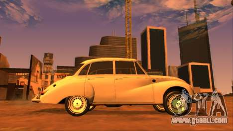DKW-Vemag Belcar 1001 1964 for GTA San Andreas left view