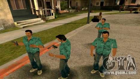 Tommy Vercetti for GTA San Andreas