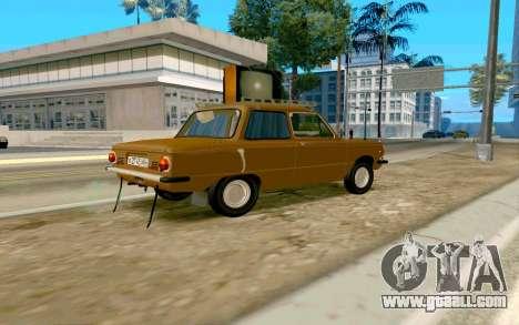 ZAZ 968 for GTA San Andreas right view