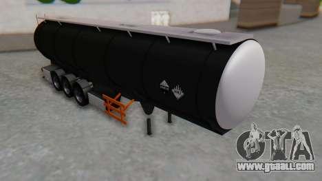 Trailer Cistern for GTA San Andreas