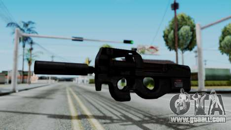 P90 for GTA San Andreas