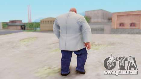 Marvel Future Fight - Kingpin for GTA San Andreas third screenshot