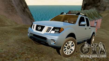Nissan Frontier PRO-4X 2014 for GTA San Andreas