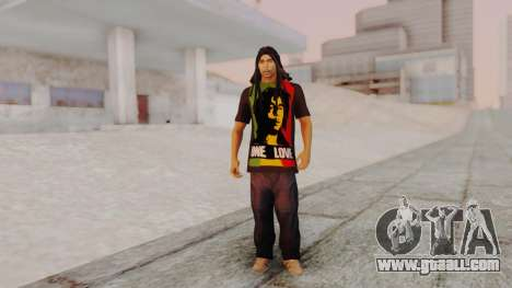 Bob Marley for GTA San Andreas second screenshot