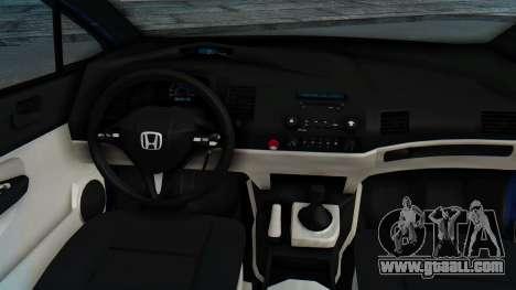 Honda Mugen FD6 for GTA San Andreas back view
