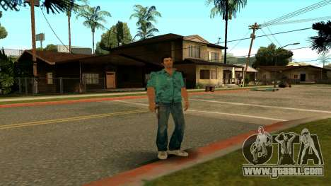 Tommy Vercetti for GTA San Andreas fifth screenshot