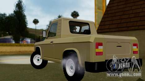 Aro 242 1996 for GTA San Andreas left view