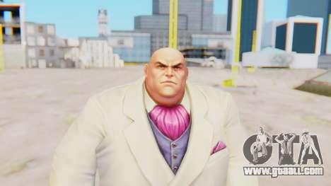 Marvel Future Fight - Kingpin for GTA San Andreas