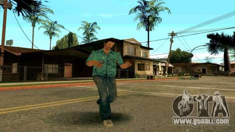 Tommy Vercetti for GTA San Andreas third screenshot