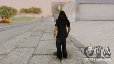 Bob Marley for GTA San Andreas third screenshot