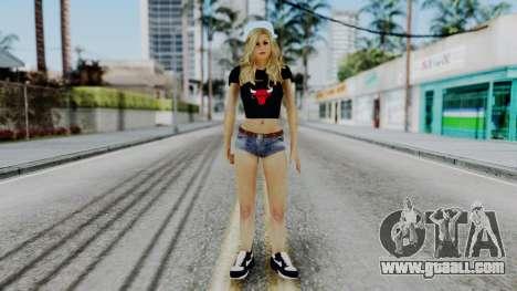 Gamcia II for GTA San Andreas second screenshot