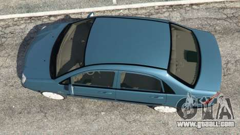 GTA 5 Suzuki Liana back view