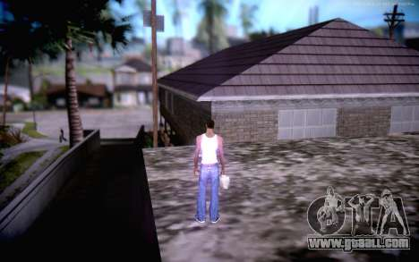 New CJ Home for GTA San Andreas forth screenshot