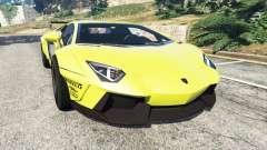 Lamborghini Aventador LP700-4 [LibertyWalk] v1.0