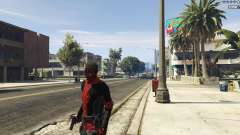 The Deadpool Mod for GTA 5
