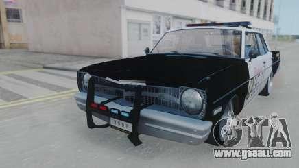 Dodge Dart 1975 v3 Police for GTA San Andreas
