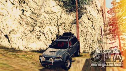 Subaru Forester 2008 Off Road for GTA San Andreas