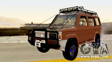 Toyota Kijang Grand Extra Off-Road for GTA San Andreas