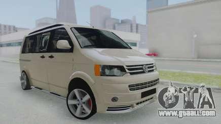 Volkswagen Transporter TDI for GTA San Andreas