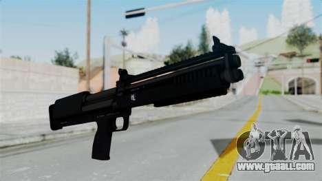 GTA 5 Bullpup Shotgun for GTA San Andreas