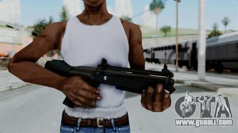 GTA 5 Bullpup Shotgun for GTA San Andreas third screenshot