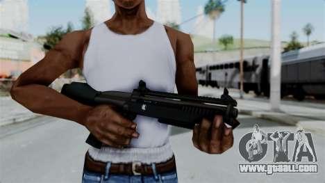 GTA 5 Bullpup Shotgun for GTA San Andreas third screenshot