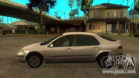 Renault Laguna Mk2 Diplomatsko Kola for GTA San Andreas left view